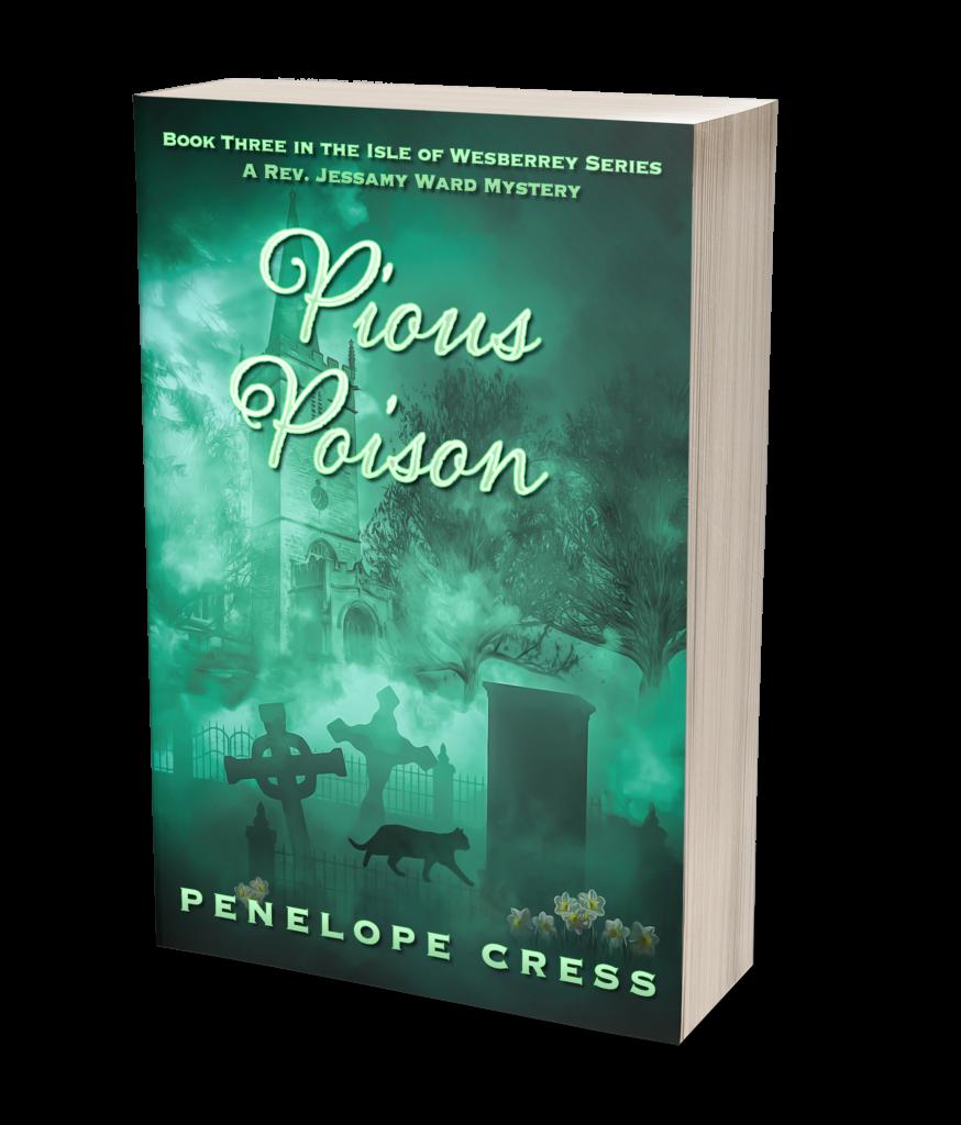 Poison 3D 874x1024 - Pious Poison is live!